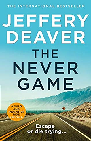 Jeffery Deaver's 'The Never Game' is first novel in new Colter Shaw series