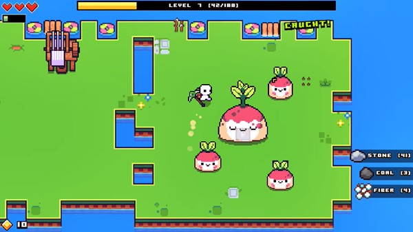 This Forager walkthrough is well-planned, fun and proves how crazy addictive the game is