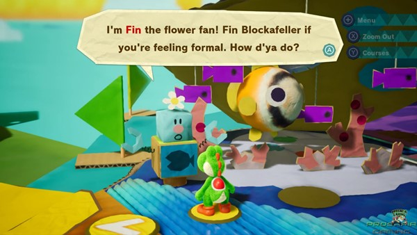 This Yoshi's Crafted World walkthrough has all levels, bosses and world timestamps