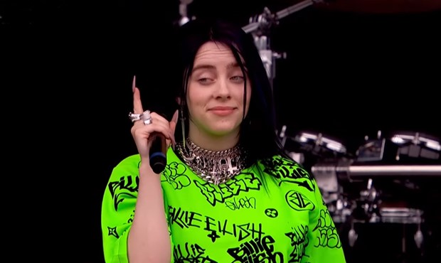 Watch Billie Eilish sing 'Bury A Friend' live at Radio 1's Big Weekend -- cool and superb vocals