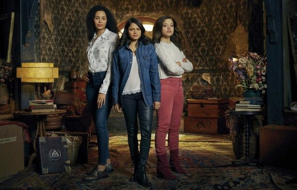 "Listen to Roxy Jules 'Louder than Bomb's from Charmed, Season 1, Episode 22, ""The Source Awakens"""
