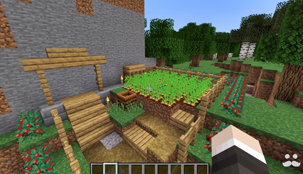 How To Make A Minecraft Starter Base In 1 14 That Looks Cool Too