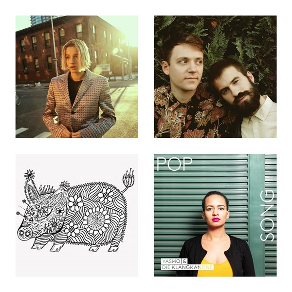 International Indie Artists that are Absolutely Killer -- listen to our daily updating playlist