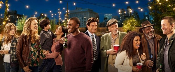 cast of the NBC series The Village, which featured Jessie Ware's 'Hearts'