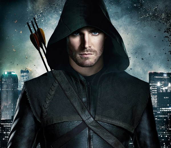 Poster for Arrow TV series