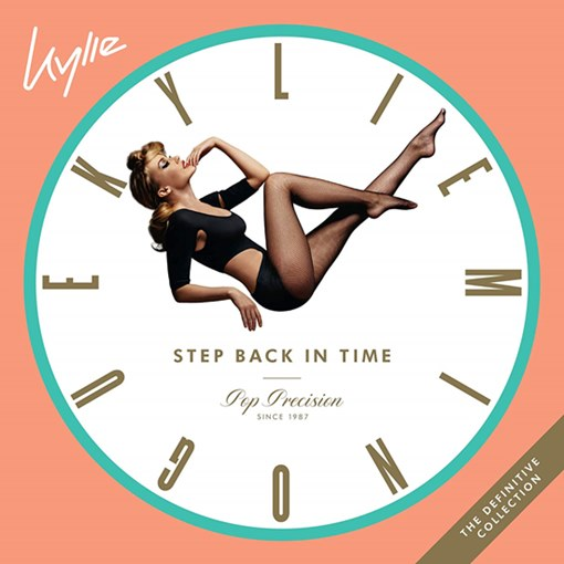 Kylie Minogue's Step Back in Time: The Definitive Collection is a fan must-buy