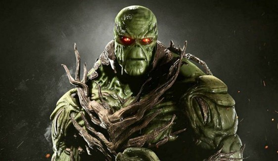 Swamp Thing character from DC Universe TV series
