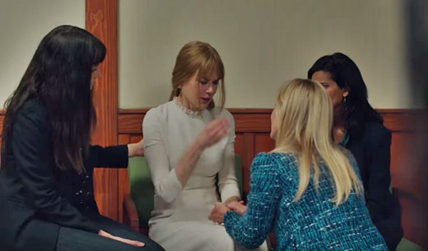 Listen to Patti Smith's Everybody Wants to Rule the World from Big Little Lies, Season 2, Episode 6