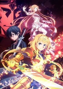 Sword Art Online: Alicization -- War of the Underworld visual