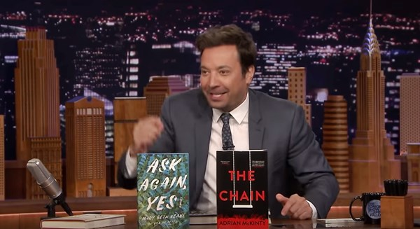 'Ask Again, Yes' by Mary Beth Keane The Tonight Show Summer Reads announcement