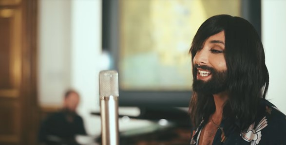 Conchita's 'Mariandl' — Conchita WURST's Top 40 Best Live Performances (#36)