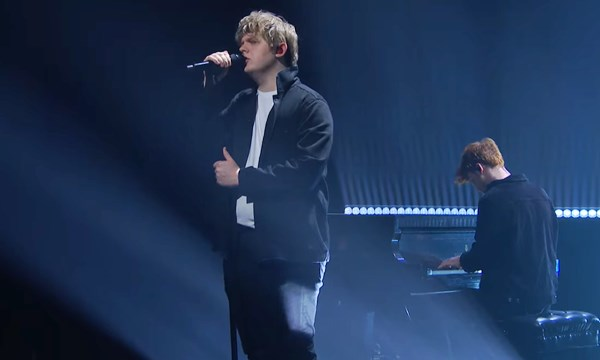Watch Lewis Capaldi perform 'Bruises' and 'Someone You Loved' live on The Late Late Show in June