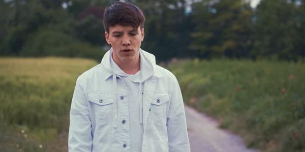 Austrian singer Lucas Leon's 'Hope Dies Last' is so freaking pretty I have goosebumps — watch the music video