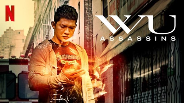 "Listen to Kelvyn Colt's 'Bury Me Alive' from Wu Assassins, Season 1, Episode 2, ""Misspent Youth"""