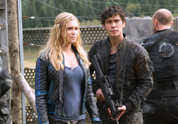 Listen to GAITS' 'Other Side' from The 100 — Season 6, Episode 13