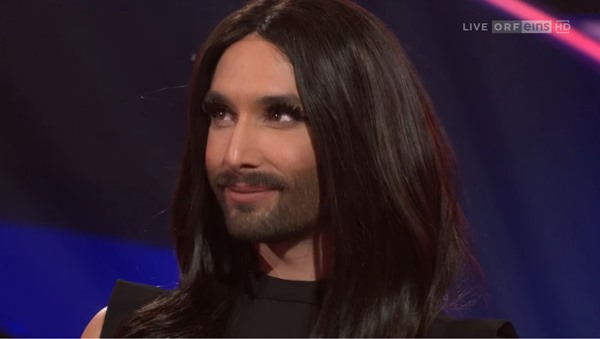 Conchita's 'You Are Unstoppable' at Spiel für dein Land — Conchita WURST's Top 40 Best Live Performances (#23)