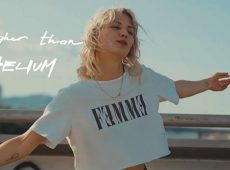 Lisa Pac's 'Helium' lyrics video — a cute look into this cool Austrian singer's quirky, fun-loving personality