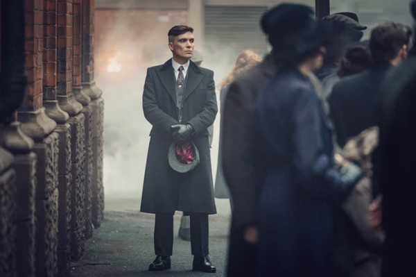 "Listen to Joy Division's 'Atmosphere' from Peaky Blinders' funeral scene -- Season 5, Episode 5 ""The Shock"""