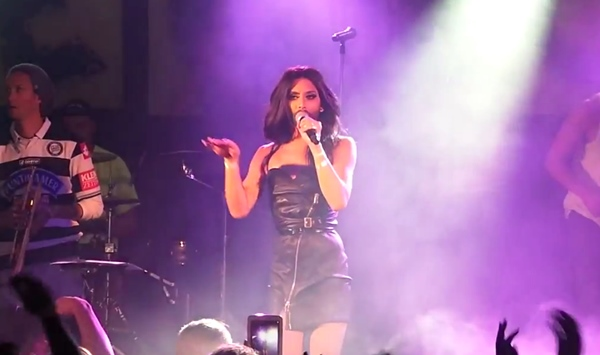 Conchita's 'Unchain My Heart' at Landler Kirtag -- Conchita WURST's Top 40 Best Live Performances (#21)