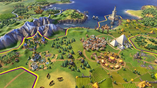 Why won't Civilization VI have cloud saves on PS4 and will it damage sales?