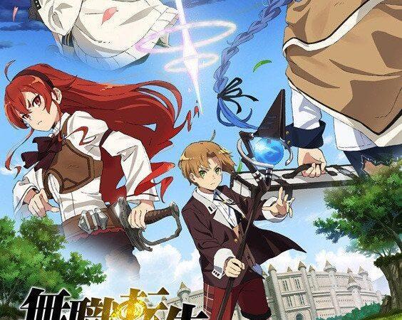 Mushoku Tensei visual/PV trailer make this anime series look really exciting — watch!