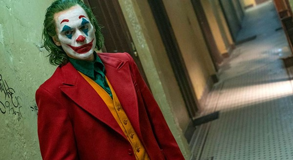 Listen to Gary Glitter's 'Rock and Roll Part II' from Joker soundtrack