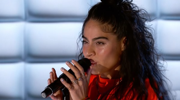 Jessie Reyez performing 'Crazy' on Jimmy Kimmel Live! proves she has definitely arrived — watch