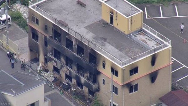 Kyoto Animation demolition begins January 2020 — charred studio remains to be removed