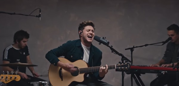 Niall Horan's 'Nice To Meet You' live acoustic version at Vevo is lovely — watch