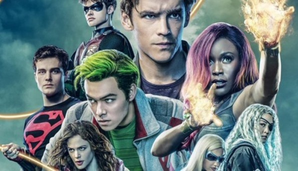 "The Clash's 'Lost in the Supermarket' featured on Titans, Season 2, Episode 12, ""Faux Hawk"""