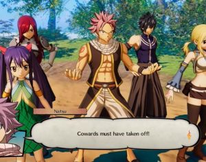 Fairy Tail RPG will not be English dubbed, but still a superb game (video)