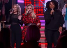 Kelly Clarkson's 'Whatta Man' — best cover song on The Kelly Clarkson Show yet