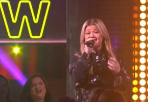 Kelly Clarkson's cover of 'I'm The Only One' even had Melissa Etheridge praising her
