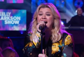 Kelly Clarkson's 'We Belong' Pat Benatar cover shows off for her rocking voice