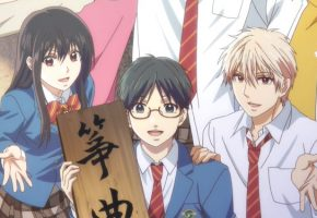 Shouta Aoi's 'Tone' — the Kono Oto Tomare! opening theme song is perfect for this superb Koto anime