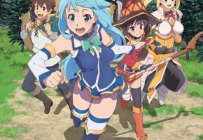 Where to watch KONOSUBA Season 2 English Dub? On Crunchyroll starting February 25th