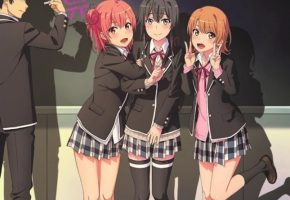 My Teen Romantic Comedy SNAFU Season 3 gets gorgeous key visual and new trailer — look!