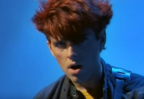 Listen to Thompson Twins 'Hold Me Now' from A Million Little Things