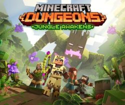 Minecraft Dungeons DLC Jungle Awakens releasing July 1st with new gear and mobs