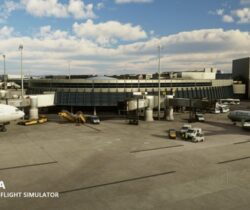 Microsoft Flight Simulator Vienna Airport and Miami Airport add-ons look damned authentic