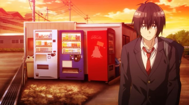 Bottom-tier Character Tomozaki's Main Protagonist, Tomozaki