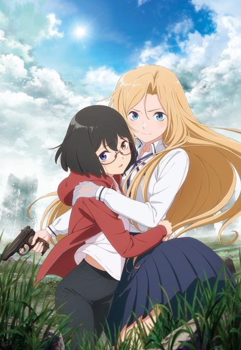 Yuri Anime 2021