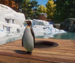 Planet Zoo's Aquatic Pack DLC may make it worth playing the game again because…PENGUINS!!
