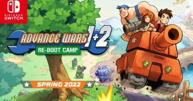 Advance Wars 1+2: Re-Boot Camp not releasing till Spring, 2022 — bah humbug no Christmas game for me
