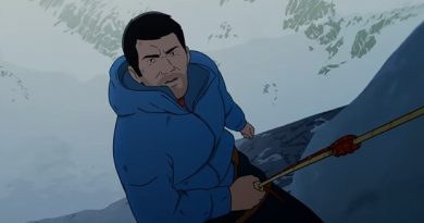 The Summit of the Gods trailer promises a gorgeous animated film — watch